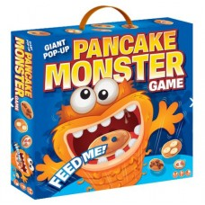 Pancake Monster Game