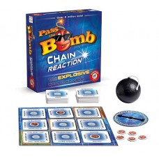 Pass the Bomb Chain Reaction Board Game  *