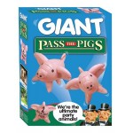 Pass the Pigs Game Giant - Blow Up Party Edition