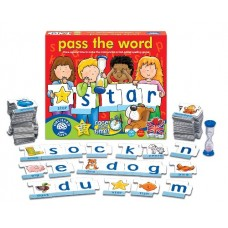 Pass the Word Game - Orchard Toys