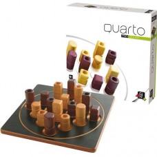 Quarto Strategy Game