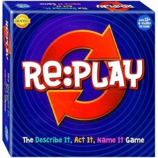 RE:PLAY Decribe,Act,Name Game