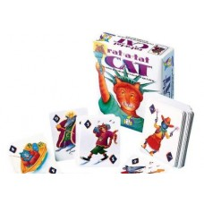 Rat a Tat Cat Card Game - Gamewright