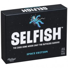 Selfish Card Game - Space Edition