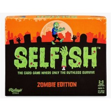 Selfish Card Game - Zombie Edition