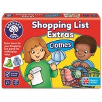 Shopping List Booster Pack - Clothes - Orchard Toys