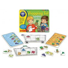 Shopping List Booster Pack - Fruit & Veg - Orchard Toys