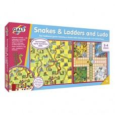 Snakes & Ladders & Ludo - Galt