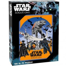 100 pc Holdson - Star Wars Rogue One - Galactic Battle Puzzle XL pieces