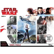 1000 pc Holdson - Star Wars The Last Jedi Puzzle
