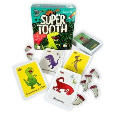 Supertooth - Gamewright