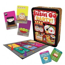 Sushi Go Party Board Game - Gamewright