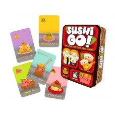 Sushi Go Card Game - Gamewright