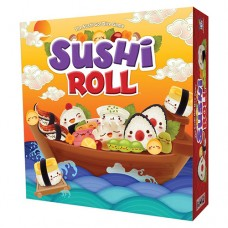 Sushi Roll Sushi Go Dice Game - Gamewright  NEW