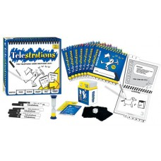 Telestrations Drawing Game