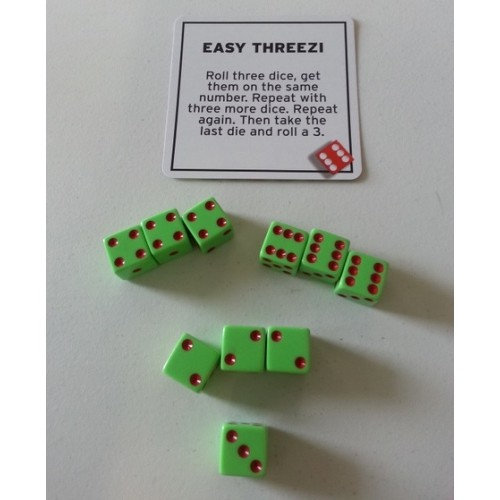 image regarding Printable Tenzi Cards named Tenzi Card Deck 77 Tactics In the direction of Perform Tenzi Timberdoodle Co