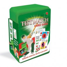 Test Match Card Game  NEW