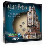 3D Puzzle Harry Potter The Burrow (Weasleys's Home)