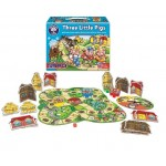 Three Little Pigs Game - Orchard Toys