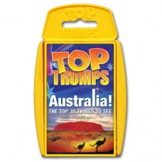 Top Trumps Card Game - Australia