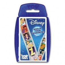 Top Trumps Card Game - Disney Classics