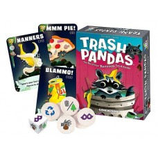 Trash Pandas Card Game - Gamewright