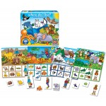 Where Do I Live Lotto? Game - Orchard Toys