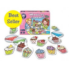 Where's My Cupcake? Game - Orchard Toys