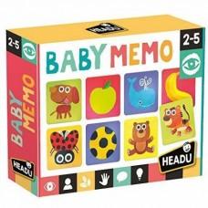Baby Memo - Memory Game - Headu