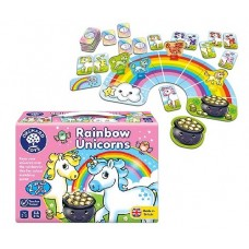 Rainbow Unicorns Matching Games - Orchard Toys NEW in 2020