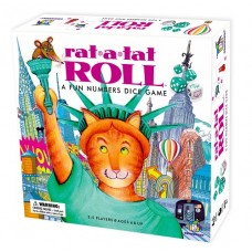 Rat-a-Tat Roll - Dice Game - Gamewright  NEW
