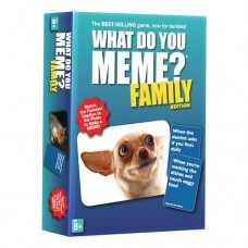 What Do You Meme? - Board Game - Family Edition