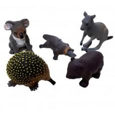 Australian Animals Mini - 5 pack