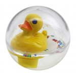 Water Ball with Duck - Bath Toy