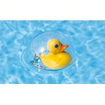Water Ball with Ducks - Bath Toy