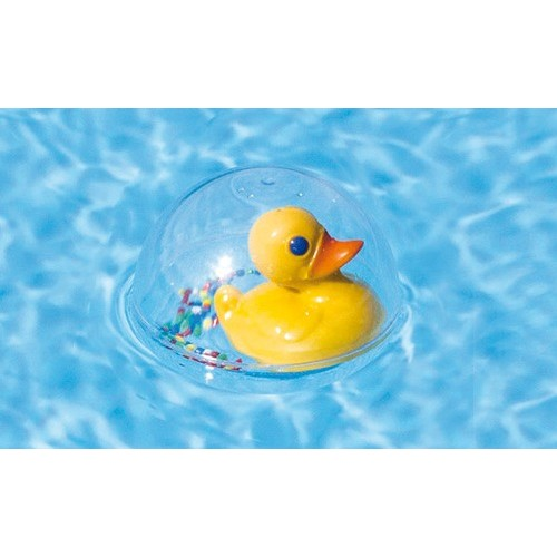 Water Ball With Duck Bath Toy From Who What Why