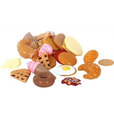 Bakery Playfood Set 33 pces - Gowi Toys