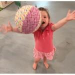Balloon Ball Cover - Garden - Djeco