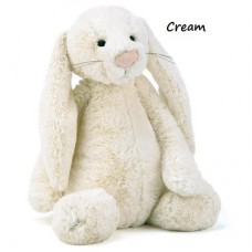Bashful Bunny - Cream Large Rabbit - Jellycat
