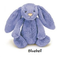 Bashful Bunny - Bluebell Medium Rabbit - Jellycat