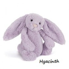 Bashful Bunny - Hyacinth Medium Rabbit - Jellycat