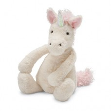 Bashful Unicorn - Medium Plush - Jellycat