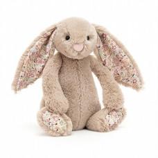 Bashful Bunny Small - Blossom Bea Beige  Rabbit - Jellycat