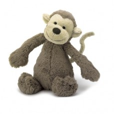 Bashful Monkey - Medium - Jellycat