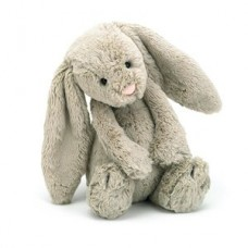 Bashful Bunny - Beige Medium Rabbit - Jellycat
