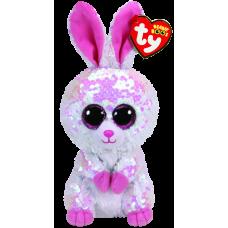Beanie Boo - Bonnie Bunny Flippable Sequins