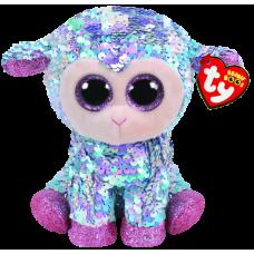 Beanie Boo - Tulip Lamb Flippable Sequins