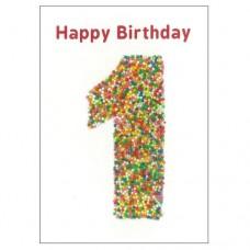 Birthday Card - Freckle - 1