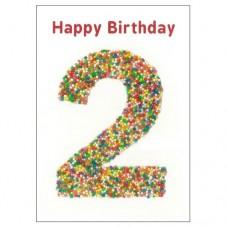 Birthday Card - Freckle - 2