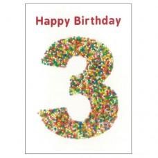 Birthday Card - Freckle - 3